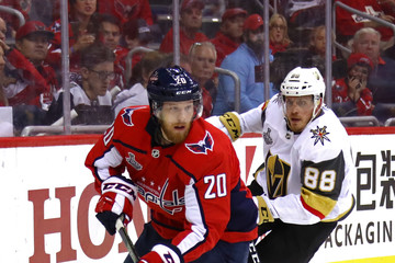 Nate Schmidt 2018 NHL Stanley Cup Final - Game Four