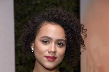 Nathalie Emmanuel ELLE's 25th Annual Women In Hollywood Celebration Presented By L'Oreal Paris, Hearts On Fire And CALVIN KLEIN - Hearts On Fire