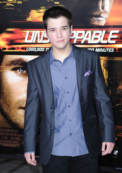 nathan kress and jennette mccurdy 2011. Nathan Kress - Premiere Of