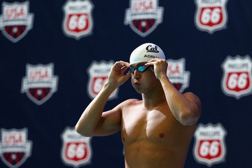 Nathan Adrian Swimming National Championships and World Trials: Day 1