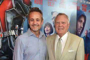 Nathan Deal The 'Ant-Man' Atlanta Cast and Crew Screening