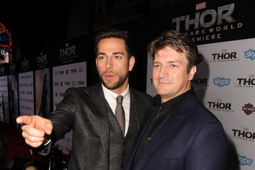 Nathan Fillion 'Thor: The Dark World' Premieres in Hollywood — Part 2