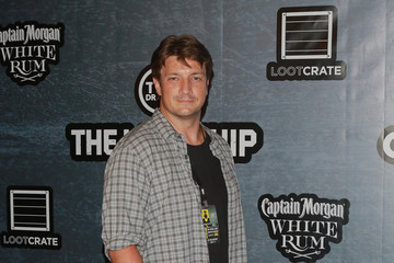 Nathan Fillion CraveOnline Presents: Crave Conquers The Con