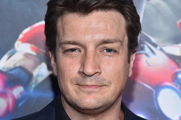 Nathan Fillion World Premiere of Marvel's 'Avengers: Age Of Ultron' - Red Carpet