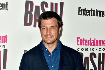 Nathan Fillion Entertainment Weekly Comic-Con Celebration - Arrivals