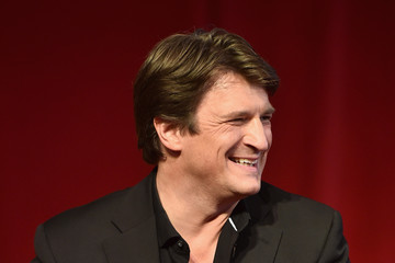 Nathan Fillion 'Cars 3' Press Conference