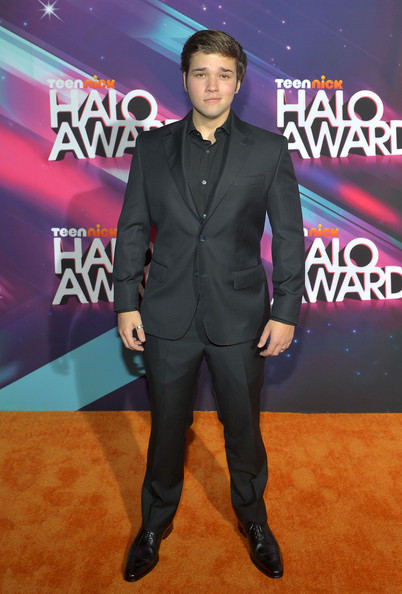 Nathan Kress Actor Nathan Kress arrives at Nickelodeon's 2012 TeenNick HALO Awards at Hollywood Palladium on November 17, 2012 in Hollywood, California. The show premieres on Monday, November 19th, 8:00p.m. (ET) on Nick at Nite.