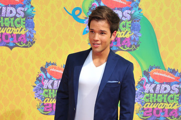 Nathan Kress Nickelodeon's 27th Annual Kids' Choice Awards - Arrivals
