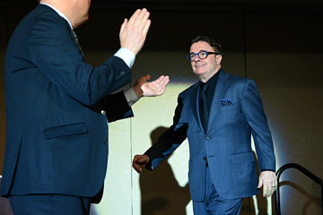 Nathan Lane 2019 New Dramatists Luncheon