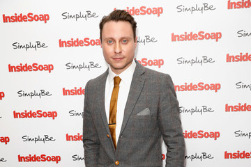 Nathan Morris Inside Soap Awards - Red Carpet Arrivals