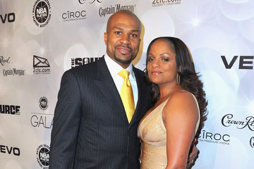 Candace Fisher National Basketball Players Association (NBPA) All-Star Gala - Arrivals