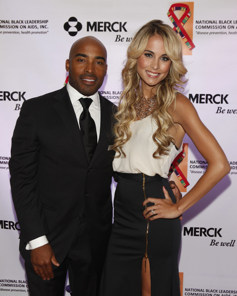 Tiki Barber Photos Photos - National Black Leadership Commission on ...
