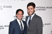 Writers Scott Neustadter (L) and Michael Weber attend the National Board of Review Annual Awards Gala at Cipriani 42nd Street on January 9, 2018 in New York City.