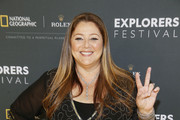 Emmy and Golden Globe Award-winning actress Camryn Manheim attends the National Geographic Awards on Wednesday, June 12, 2019, at Lisner Auditorium in Washington, D.C. The award ceremony was part of the week-long National Geographic Explorers Festival.