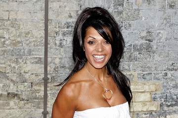 Jenny Powell National Lottery Awards 2010 - Arrivals
