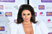 Charlotte Dawson attends the National Reality TV Awards held at Porchester Hall on September 25, 2018 in London, England.