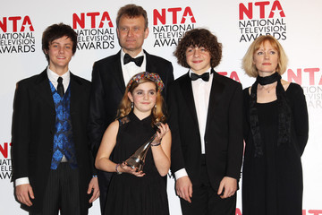 Hugh Dennis National Television Awards 2012 - Winners Boards