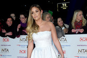 Jacqueline Jossa attends the National Television Awards held at the O2 Arena on January 22, 2019 in London, England.