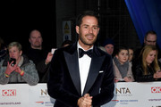 Jamie Redknapp attends the National Television Awards held at the O2 Arena on January 22, 2019 in London, England.