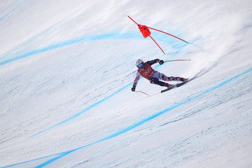 Natko Zrncic-Dim Alpine Skiing - Winter Olympics Day 1