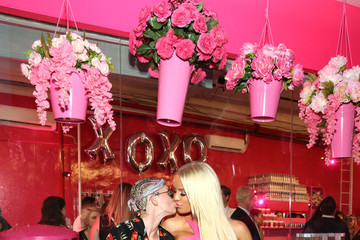 Nats Getty Celebrities And VIPs Join Beautyblender To Celebrate The Launch Of Beautyblender BOUNCE Liquid Whip Foundation
