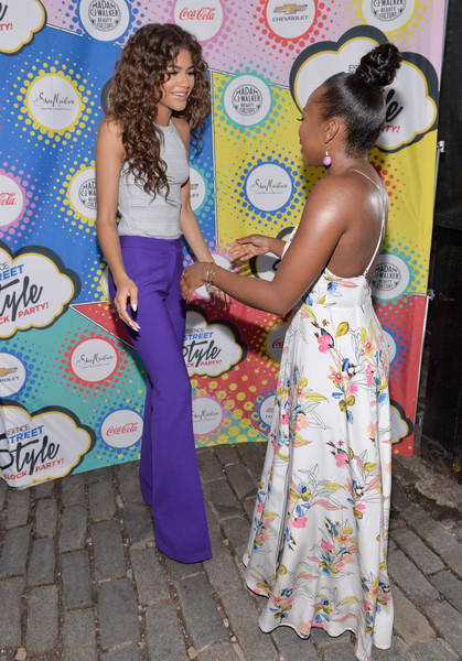 2016 Essence Street Style Block Party - Arrivals