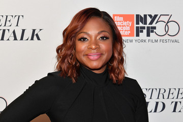 Naturi Naughton 56th New York Film Festival - 'If Beale Street Could Talk' - Arrivals