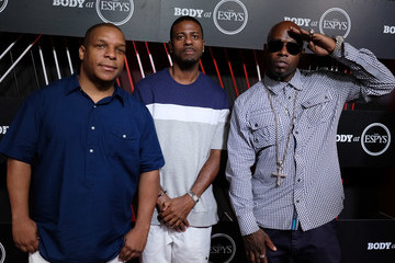 Naughty by nature BODY at the ESPYS Pre-Party - Arrivals