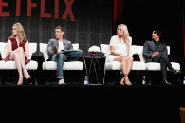 Naveen Andrews 2015 Summer TCA Tour - Day 1