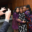 Navia Robinson Vanity Fair And Lancôme Toast Women In Hollywood In Los Angeles