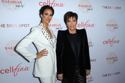 Dr. Sheila Nazarian and Kris Jenner attend the Nazarian Institute's ThinkBIG 2020 Conference featuring keynote speaker Kris Jenner at 1 Hotel West Hollywood on January 11, 2020 in West Hollywood, California.