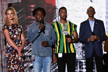 Ndaba Mandela 2014 Global Citizen Festival In Central Park To End extreme Poverty By 2030 - Show