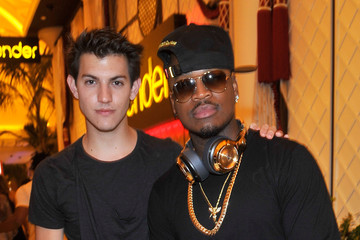 Ne-Yo Nick Hissom Birthday Celebration At Encore Beach Club At Night, Wynn Las Vegas