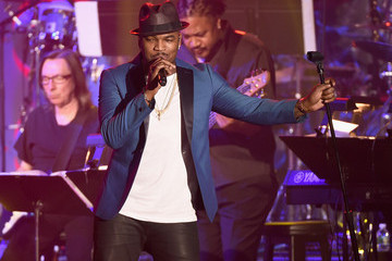 Ne-Yo Celebrities Party at the Songwriters Hall of Fame 46th Annual Induction And Awards
