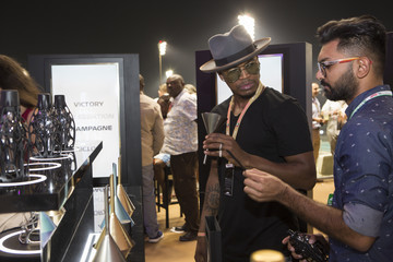Ne-Yo F1 Fragrance World Launch - Day 2
