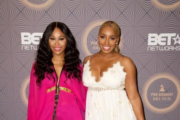 NeNe Leakes BET's Pre-Grammy Brunch