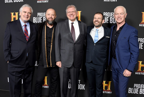 """Premiere For History Channel's """"Project Blue Book"""" - Arrivals"""