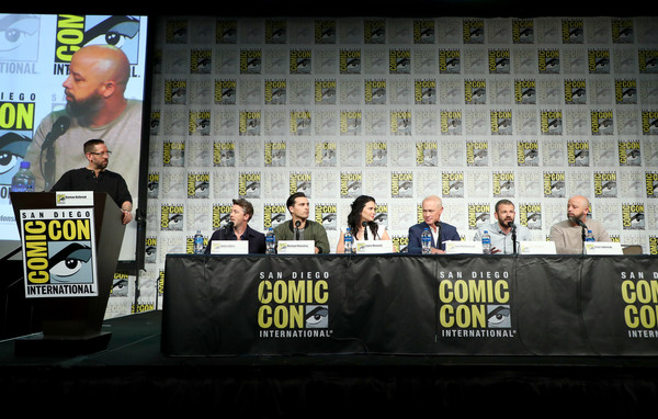 HISTORY's 'Project Blue Book' SDCC Panel 2019