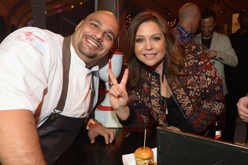 Nedal Ahmad Amstel Light Burger Bash Presented By Schweid & Sons hosted by Rachael Ray - 2016 Food Network & Cooking Channel South Beach Wine & Food Festival Presented By FOOD & WINE