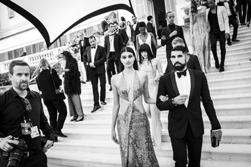 Neelam Gill L'Oreal At amfAR Gala Cannes 2017 The 70th Cannes Film Festival - #Canniversary