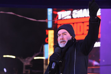 Neil Diamond New Year's Eve 2018 in Times Square - Atmosphere
