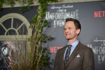 "Neil Patrick Harris An Alternative View of 'Lemony Snicket's A Series of Unfortunate Events"" Screening"