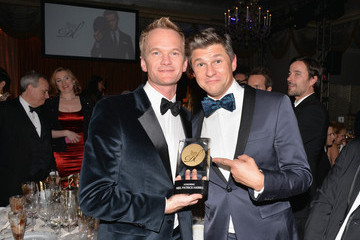 Neil Patrick Harris David Burtka Inside the Musical Celebration of Broadway