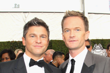 Neil Patrick Harris David Burtka Elton John AIDS Foundation Oscar Viewing Party — Part 5
