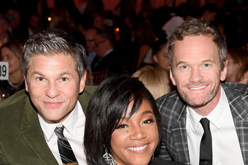 Neil Patrick Harris David Burtka God's Love We Deliver, Golden Heart Awards - Inside