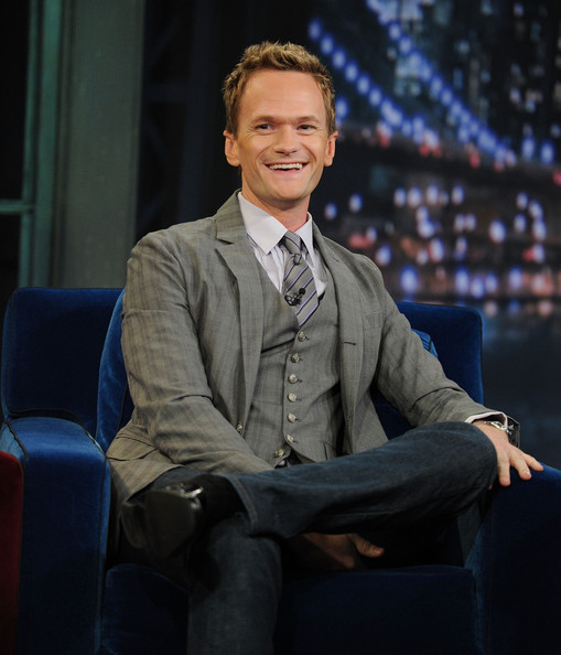"Neil Patrick Harris visits ""Late Night With Jimmy Fallon"" at Rockefeller Center on July 27, 2011 in New York City."