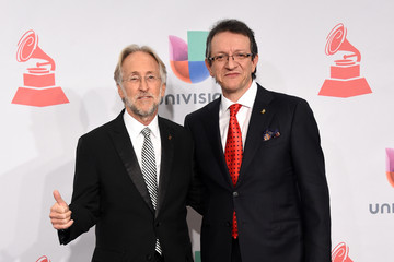 Neil Portnow Latin Grammy Awards Press Room