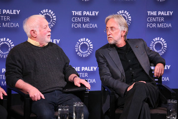 Neil Portnow Ken Ehrlich 60th Annual GRAMMY Awards - GRAMMY Museum Program Panel Discussion at The Paley Center for Media