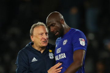 Neil Warnock Derby County Vs. Cardiff City - Sky Bet Championship