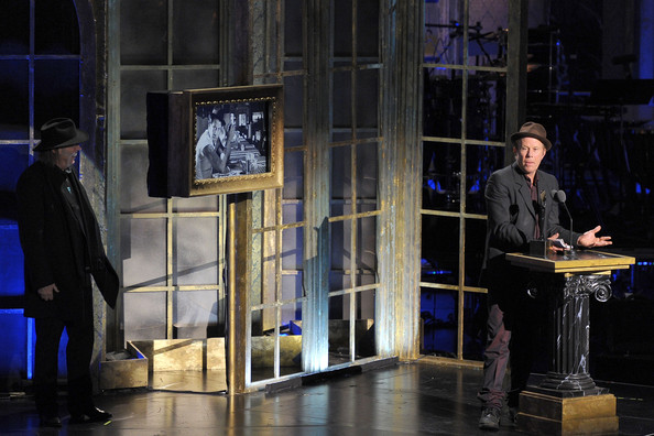 neil young photos 26th annual rock and roll hall of fame induction ceremony show 575 of. Black Bedroom Furniture Sets. Home Design Ideas